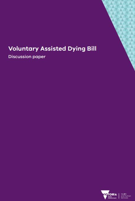 Vol Assisted Dying Bill discussion paper