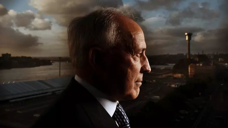 Paul Keating photo